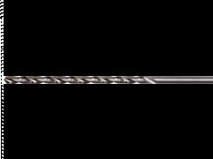 Купить Сверло по металлу 3,1х106 мм с цилиндрическим хвостовиком длинной серии со шлифованной канавкой