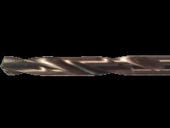 Купить Сверло по металлу 10,5х133 мм с цилиндрическим хвостовиком с твердосплавной пластиной ВК8