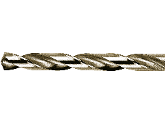 Купить Сверло по металлу 12,8х205 мм с цилиндрическим хвостовиком