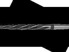 Купить Развертка котельная машинная по металлу 11х195 мм с коническим хвостовиком