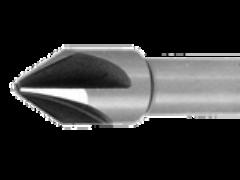 Купить Зенкер по металлу 10х184 мм с цилиндрическим хвостовиком угол 60 градусов